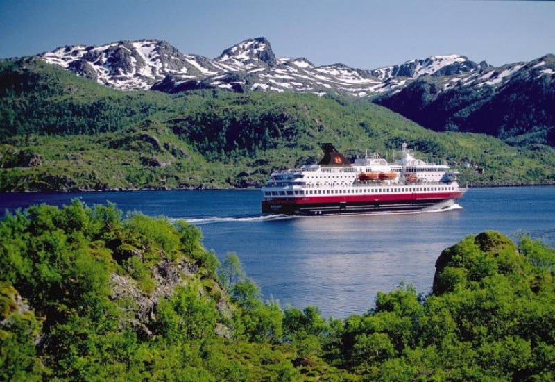 Hurtigruten's Two New Fjord-focused Sailings for 2015