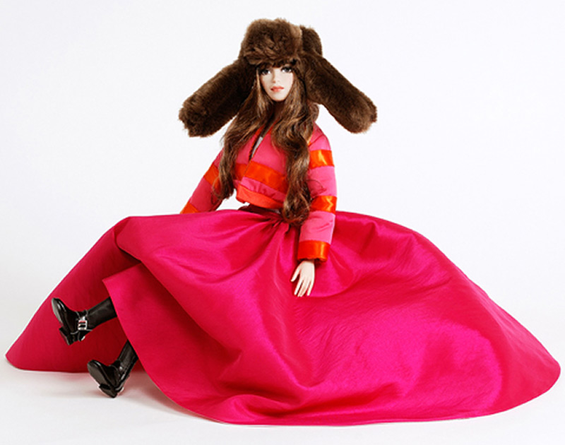 Isaac Mizrahi's Stylish New Dolls
