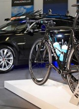 Jaguar-Pinarello Dogma F8 Bicycle