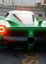 Jamiroquai Has New Toy – LaFerrari Kermit