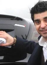 F1 License Plate On Sale For $17 Million