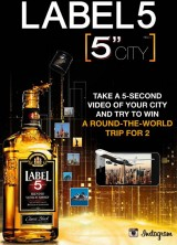 LABEL 5 Scotch Whisky Launched a New Digital Contest Worldwide