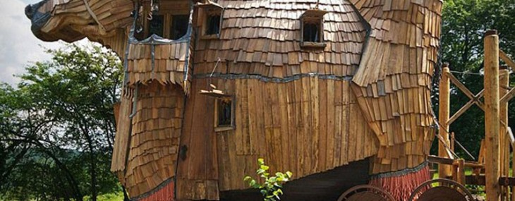 La Balad des Gnomes - Hobbit-themed Hotel in Belgium