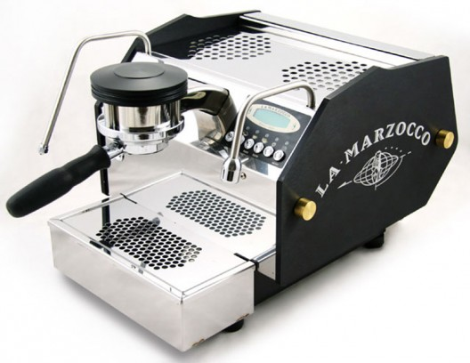 La Marzocco's GS/3 - Rolls Royce of Espresso Machines
