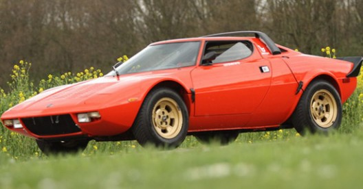 Lancia Stratos Stradale Is On Sale For $510,000