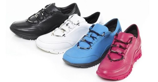 Lanvin Signs Men's Running Shoes