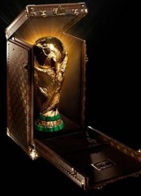 Louis Vuitton Case for 2014 FIFA World Cup Trophy