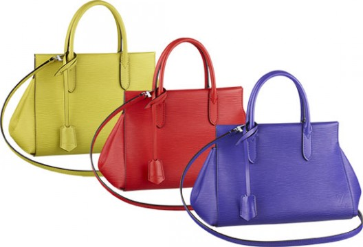 Louis Vuitton's newest bag is dedicated to active women looking for a real day-to-business bag.
