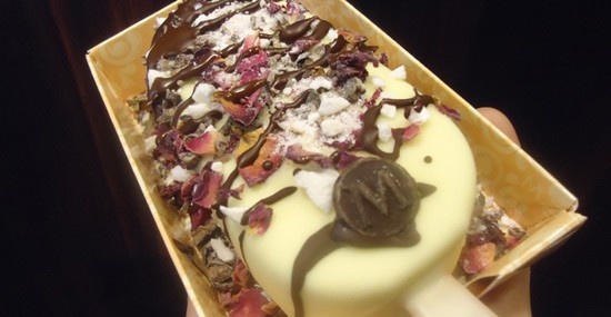 Make Your Own Magnum Ice Cream at the Selfridges