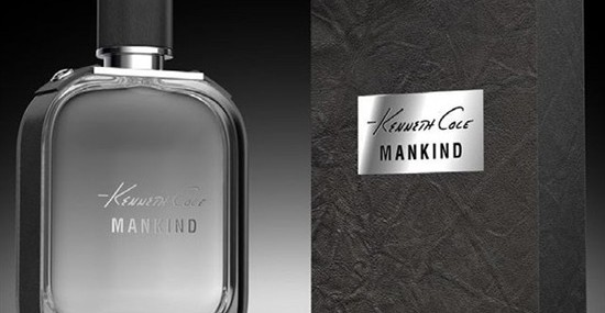 Mankind – Kenneth Cole's New Fragrance for Men