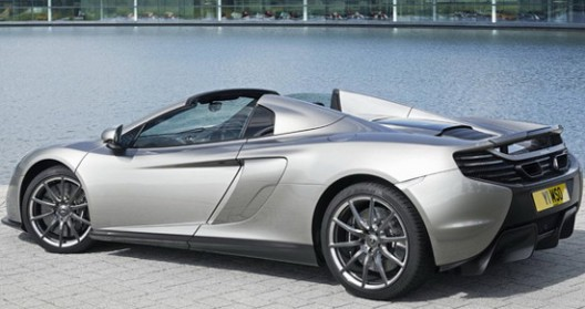 McLaren MSO 650S At The Goodwood Festival Of Speed