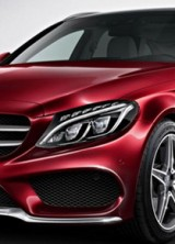 Mercedes C-Class Estate With AMG Line Package