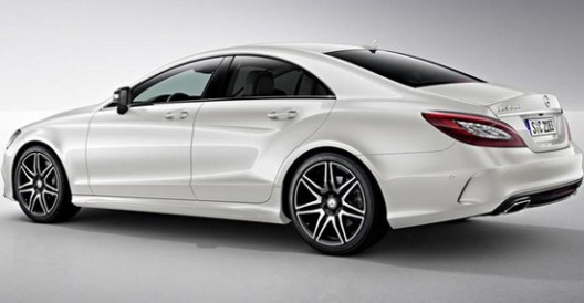 Mercedes CLS Sport Package And CLS Night Package