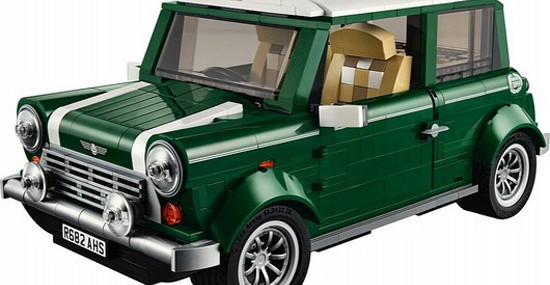 Mini Cooper Lego Set For $100