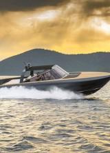 New 68 Motor Yacht IGUAZU by Alen Yachts