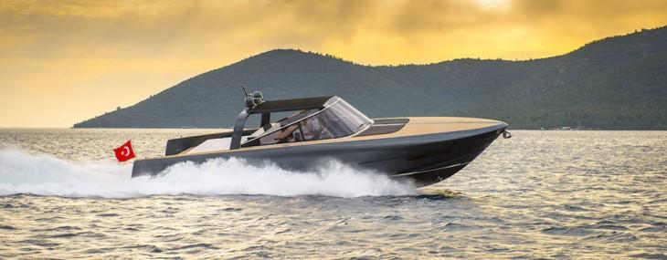 Motor Yacht IGUAZU by Alen Yachts