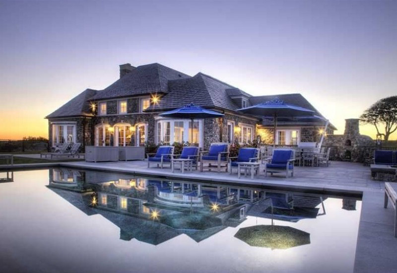 Seaward - $45 Million Newport Mansion