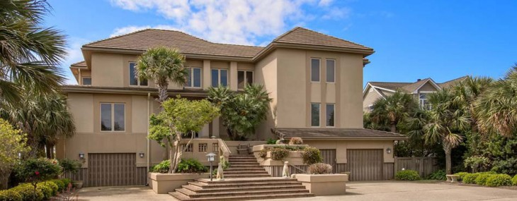 Oceanfront Isle of Palms Family Estate to be Auctioned Without Reserve at Heritage Auctions
