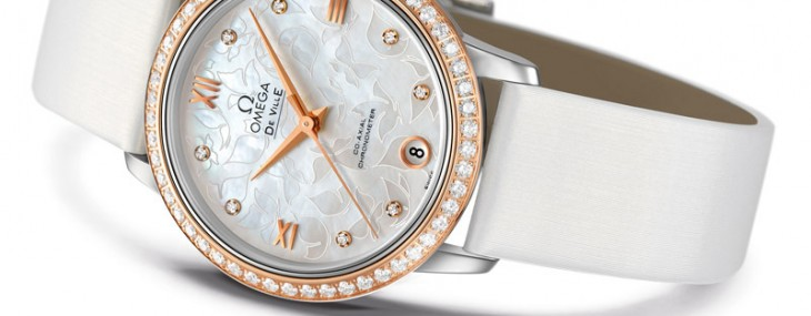 Omega De Ville Prestige Butterfly Watches