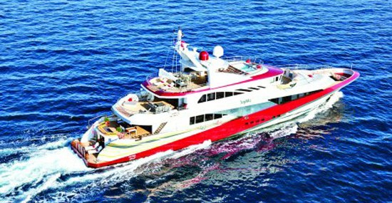 Philip Zepter Selling His Yacht for €19 Million