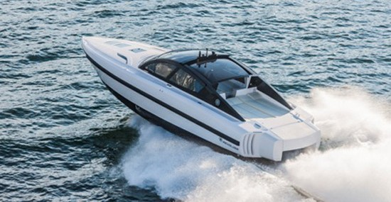 New Grand Tourer of the Sea - REVOLVER 44GT