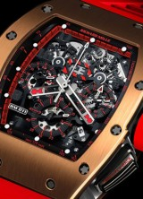 Richard Mille Introduces RM 011 Red Demon