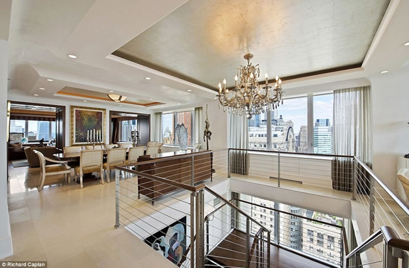 ... Was The $88 Million Condo At 15 Central Park West That Was Purchased By  The Billionaire Dmitry Rybolovlev. Serhant Added That The Combo Unitsu0027  Views And ...