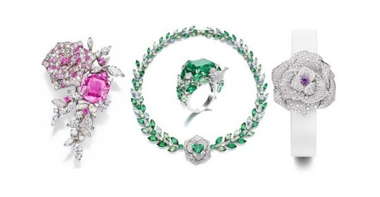 Piaget Debuts Rose Passion Collection