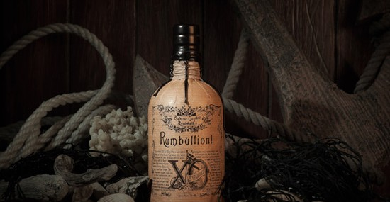 Rumbullion! XO – The World's First Super-Premium Spiced Rum