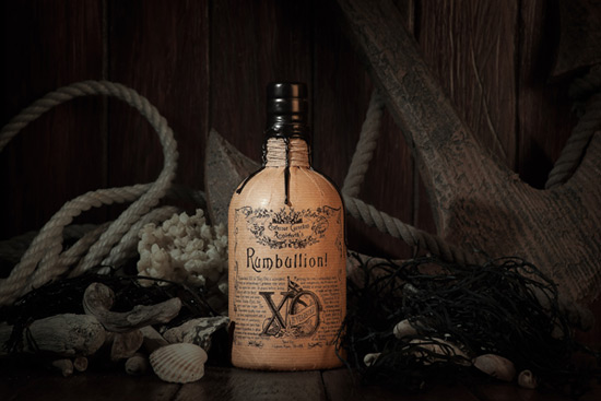 Rumbullion! XO - The World's First Super-Premium Spiced Rum