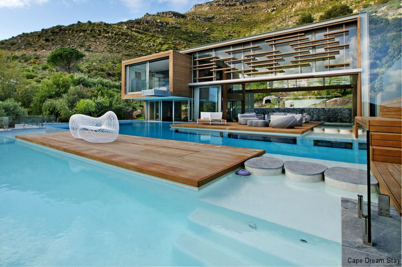 Luxury Spa House In Cape Town Available For Rent Extravaganzi