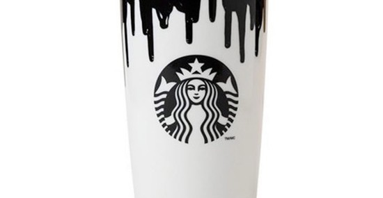 New Starbucks Limited Edition Cup by Band of Outsiders