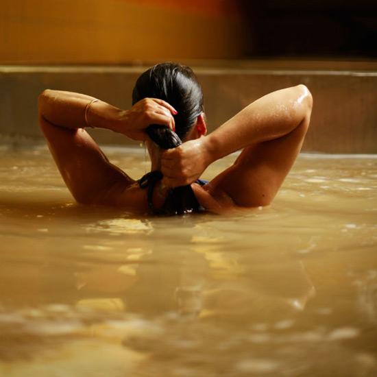 Take A Bath In Pool Full Of Beer In Austria