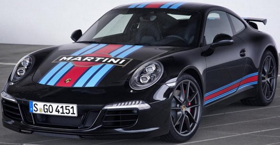 Porsche has promoted a special version of Porsche 911