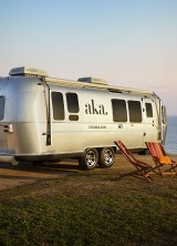 World's First Luxury Mobile Suite by AKA and Trina Turk