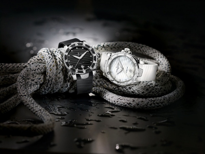 Ulysse Nardin Lady Diver 2014 Watch
