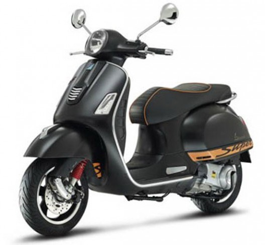 Vespa GTS SuperSport And Vespa GTS Touring Special Edition