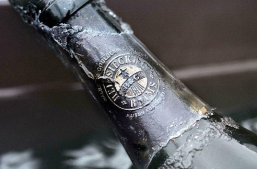 Veuve Clicquot Buried Hundred Bottles of Champagne in Baltic Sea for Vintage Taste
