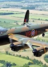 WW2 Lancaster Bomber to Cross Atlantic UK Summer Tour
