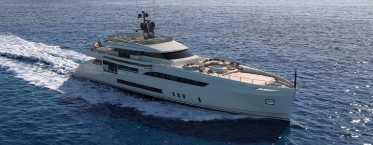 Wider 165' - New 50-meter Superyacht by Wider Yachts