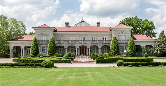 World Class Estate in Tennessee on Sale for $11,9 Million