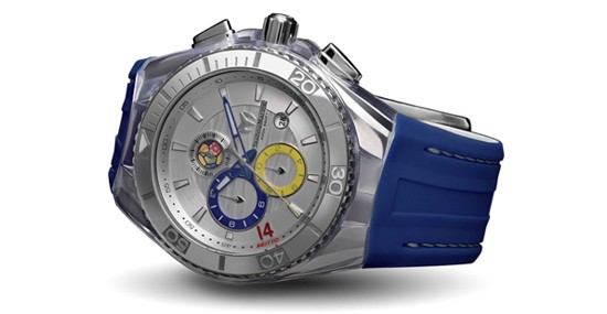 TechnoMarine Watches In Honor Of World Cup In Brazil