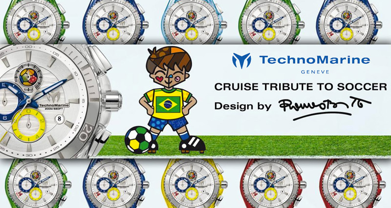 World Watches Technomarine