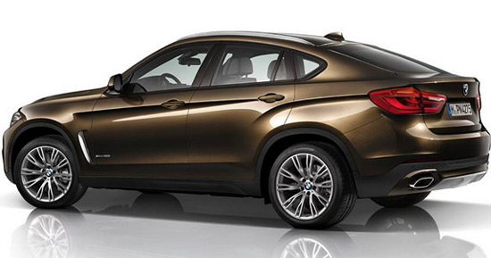 New BMW X6 Individual Package