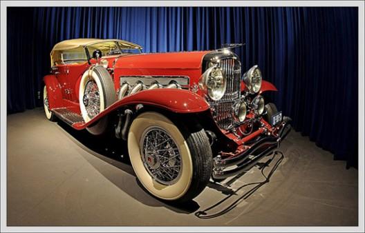 1935 Duesenberg Model SJ Dual Cowl Phaeton by LaGrande at Auctions America's Auburn Sale