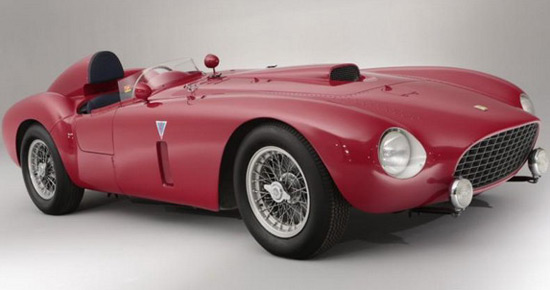 1954 Ferrari 375 Plus Sold For $18.3 Million
