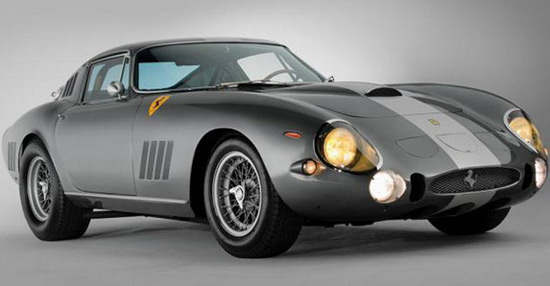 1965 Ferrari 275 GTB / C Speciale At RM Auctions