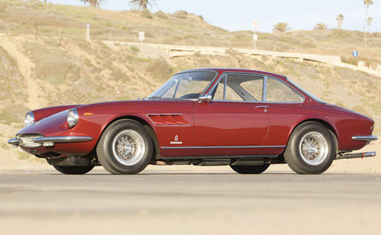 Rare 1966 Ferrari 330 GTC at Auctions America's California Sale