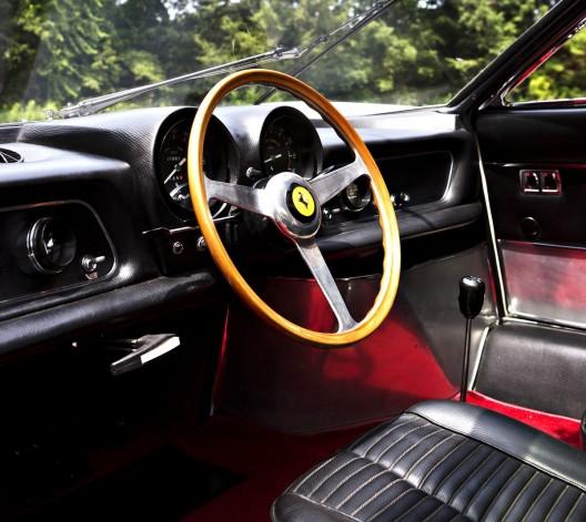 1966 Ferrari 365P Berlinetta Speciale at Auction