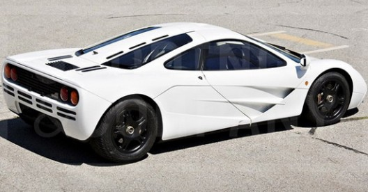 McLaren F1 From 1995 On At Gooding & Company's Pebble Beach Concours d'Elegance